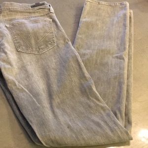 Citizens of Humanity Grey Wash Jeans